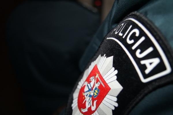 Varėnos rajone sulaikytas neblaivus vairuotojas