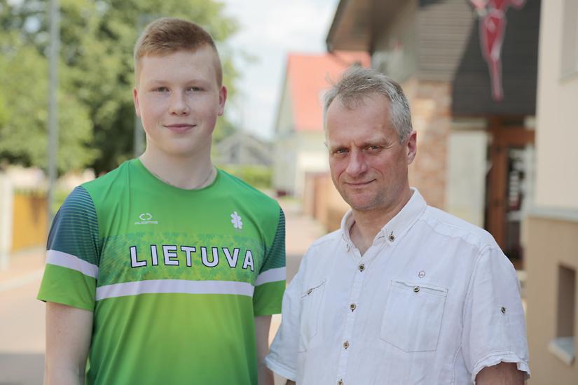 Marijampolietis Paulius Pultinevičius pakeliui į pasaulio šachmatų olimpą