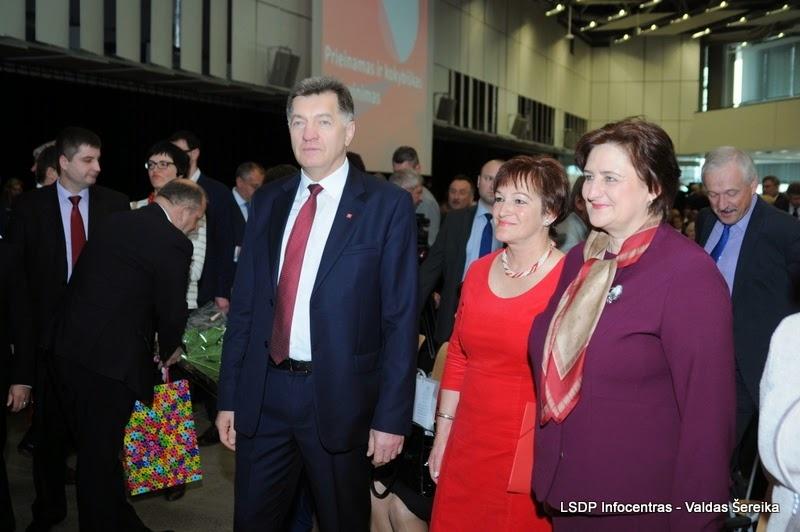 A. Butkevičius: neatmestina koalicijos sutarties peržiūra