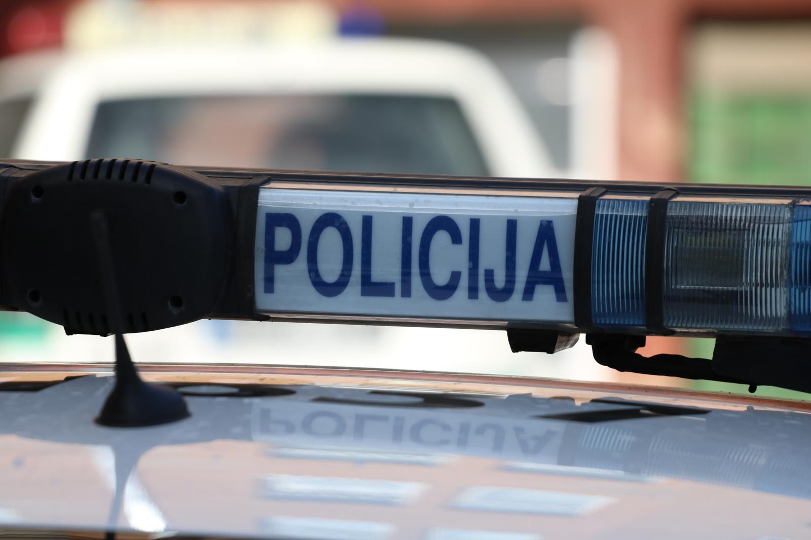 Policija sulaikė vyrą, kuris įtariamas pabėgęs iš mirtino eismo įvykio Kėdainių rajone