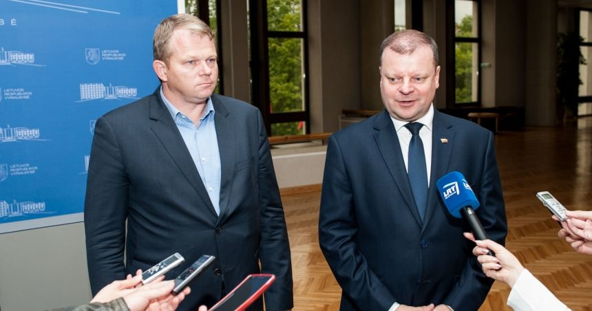 """Socialdemokratų ir """"valstiečių"""" frakcijos numato memorandumu įtvirtinti bendradarbiavimą"""