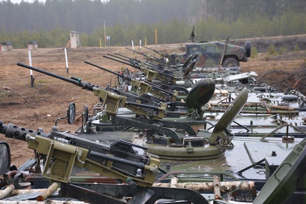 NATO kariai Baltijos šalyse dislokuoti Rusijai atgrasyti, sako britų premjerė