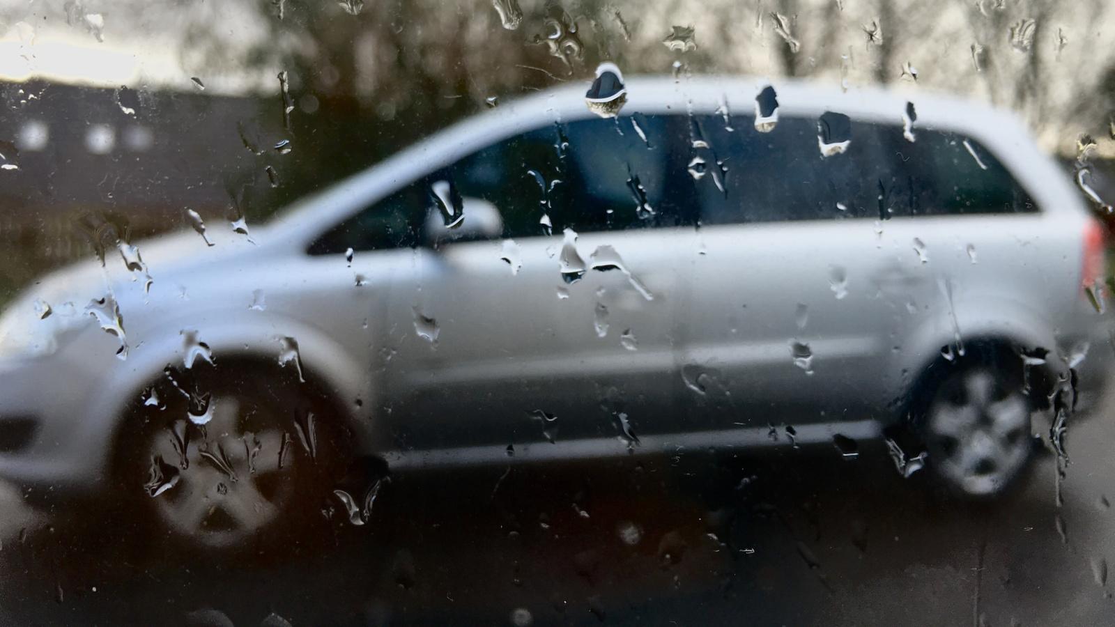 Rastas Lazdijų rajone dingęs automobilis