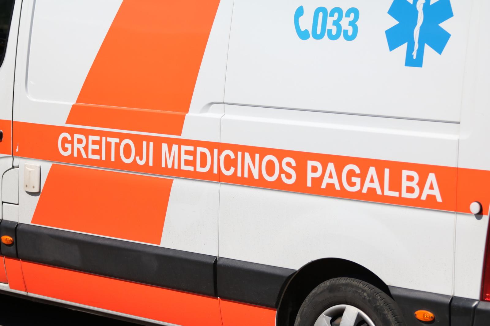 Vilniuje avariją sukėlė sunegalavęs vairuotojas