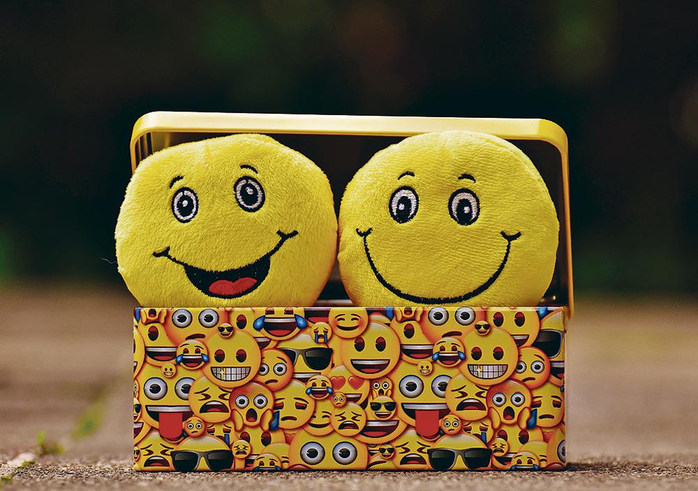 Spalio 6-oji–  Tarptautinė šypsenos diena
