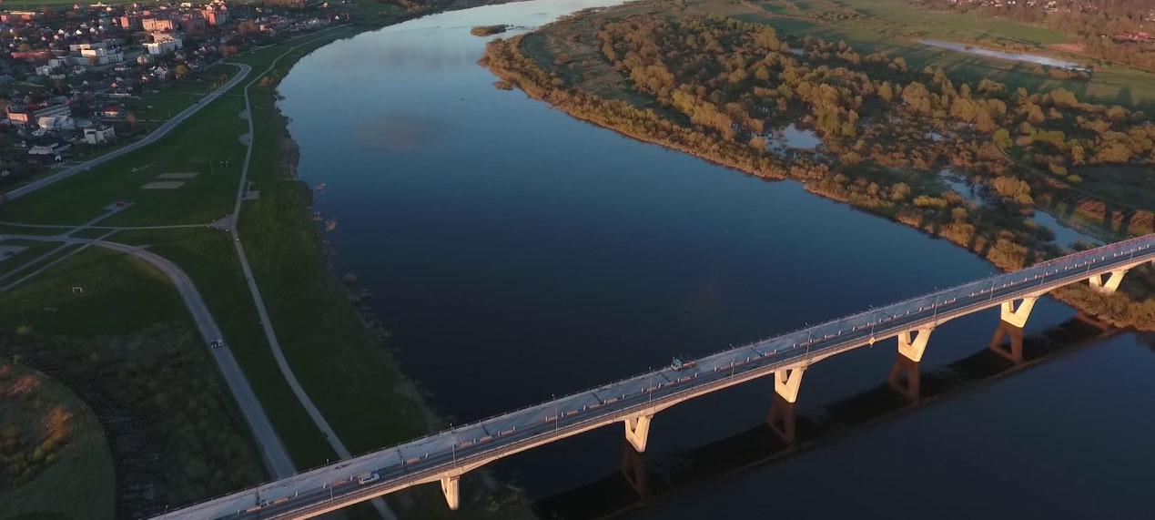 Kauno savivaldybėje puoselėjami naujo tilto per Nevėžį Kauno rajone bei kelio Jurbarko link tiesimo planai