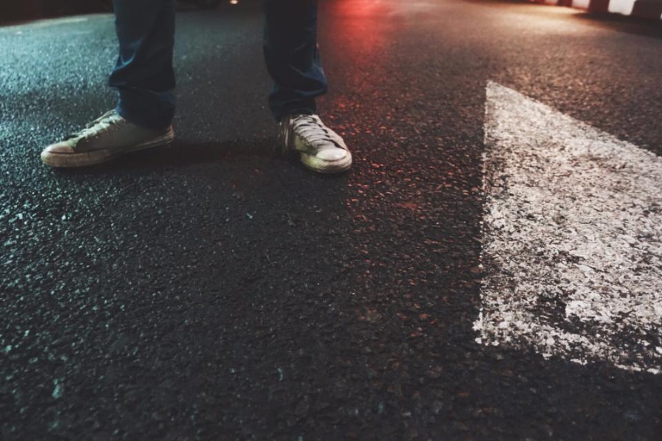Naktį žadamos sunkios eismo sąlygos