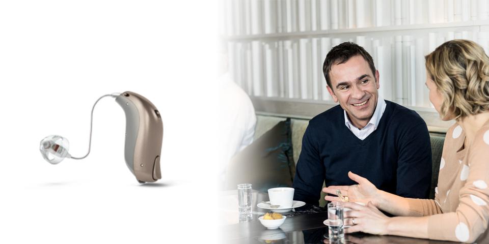 Apie klausą, klausos sutrikimus ir išmaniuosius klausos aparatus