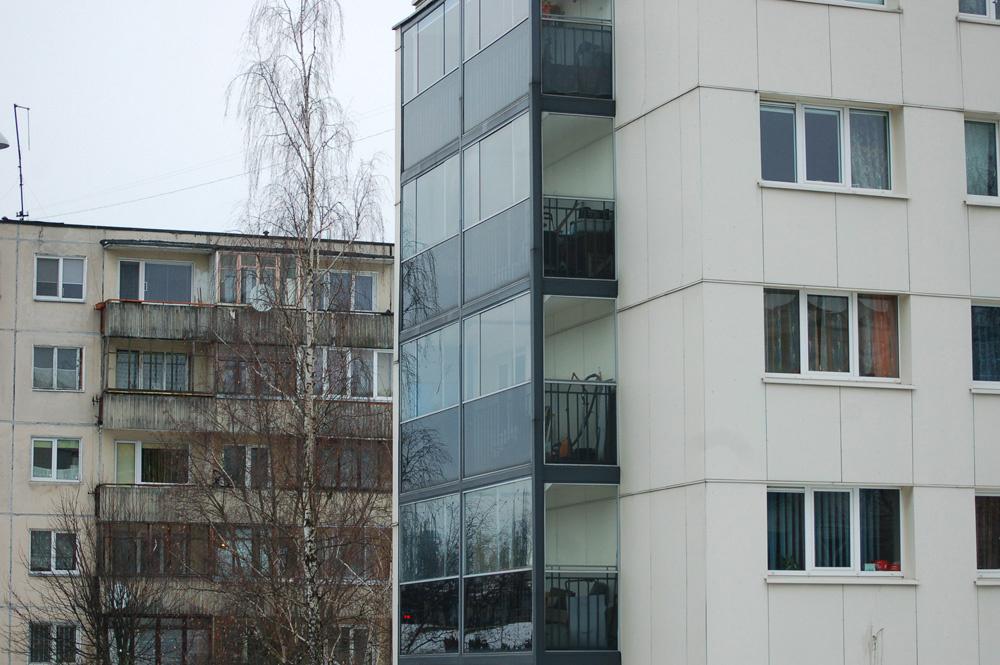Ieškančius būsto žmones labiausiai domina pietinė miesto dalis