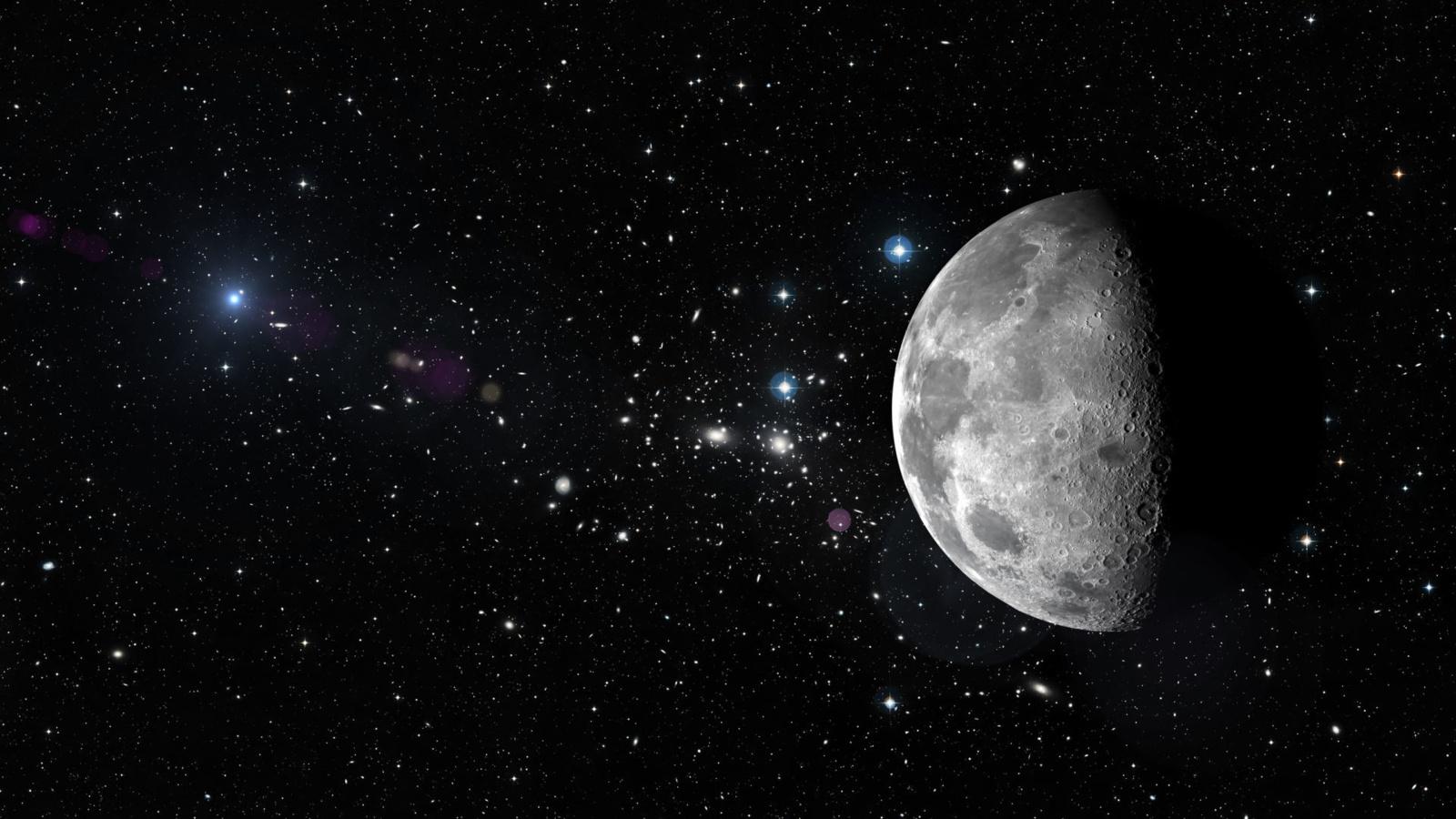 Prasideda Mėnulio delčios fazė