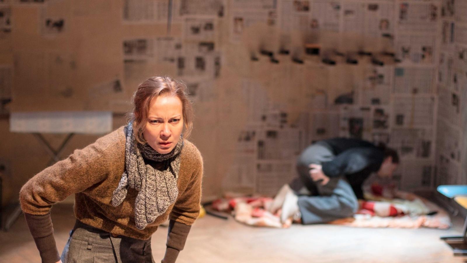 Valstybinis Šiaulių Dramos teatras intriguoja naujais potyriais – pristato spektaklį visiškai netikėtoje erdvėje (VIDEO)