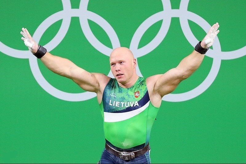 Pasaulio čempionate Aurimas Didžbalis taikysis į medalį