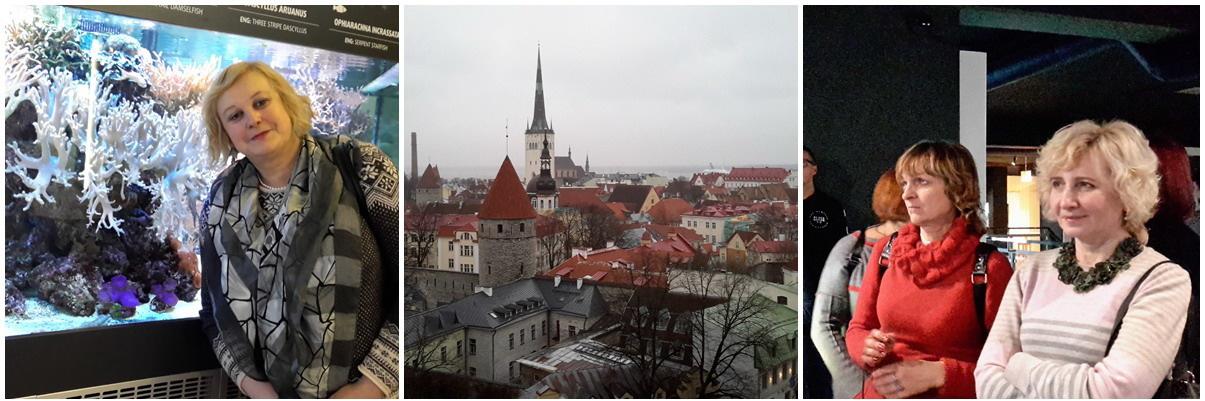 Prizas – edukacinė kelionė į Estiją