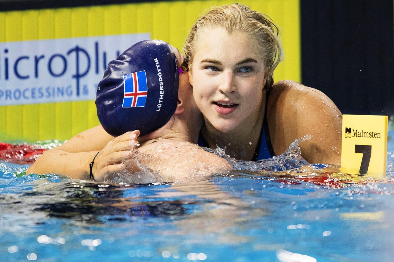 Plaukikė R. Meilutytė - Europos čempionė!