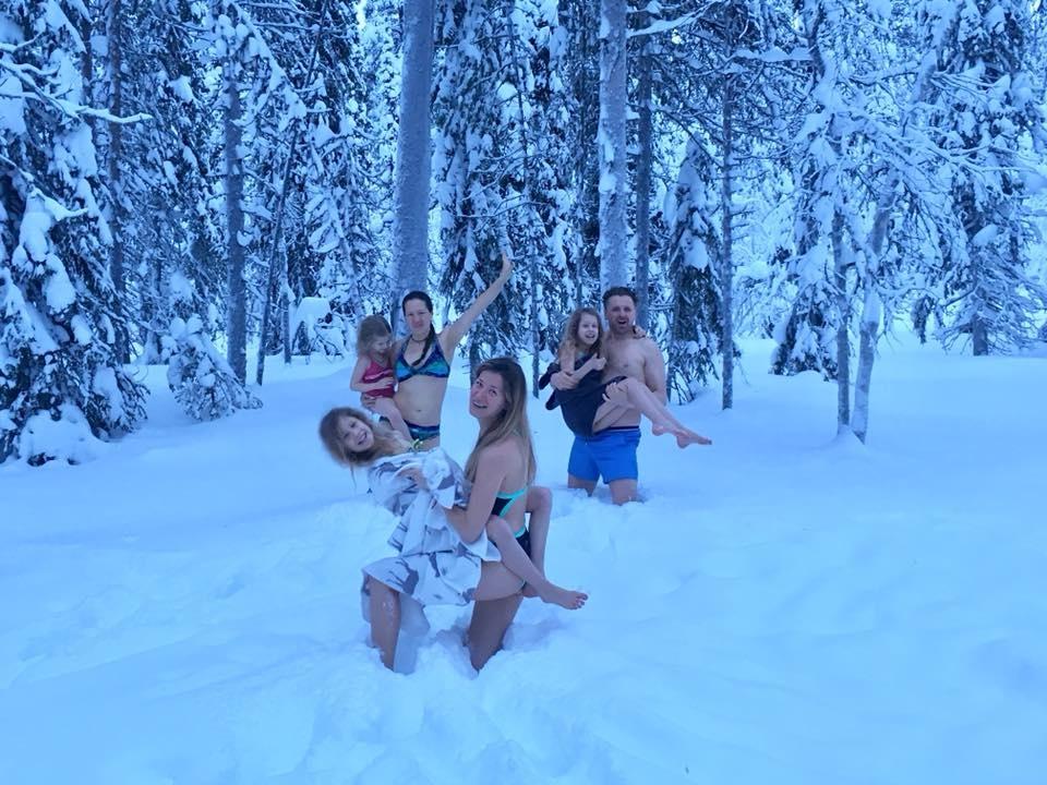 Pirmąją metų dieną - ledinės maudynės visoje Lietuvoje