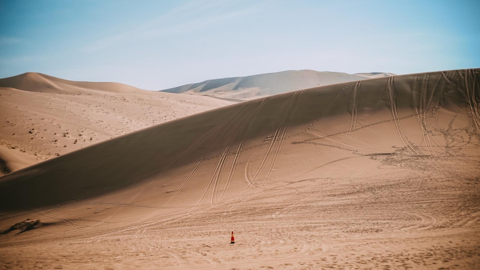 """Antrą kartą į Dakarą vykstantis D. Vaičiulis: """"Gali važiuoti greitai, bet kas iš to, jei pasiklysi?"""""""