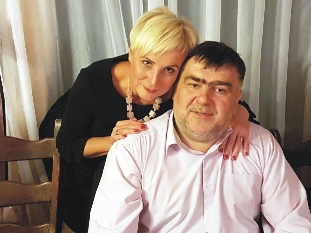 """Meras Artūras Margelis su žmona Lina: """"Mūsų šeimos laivas per 30 metų nekeitė kurso ir nepatyrė katastrofų"""""""