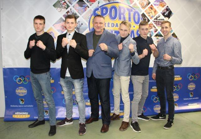 Mūsų sportininkai – Kėdainių krašto garsintojai ir pavyzdys visiems (FOTO)