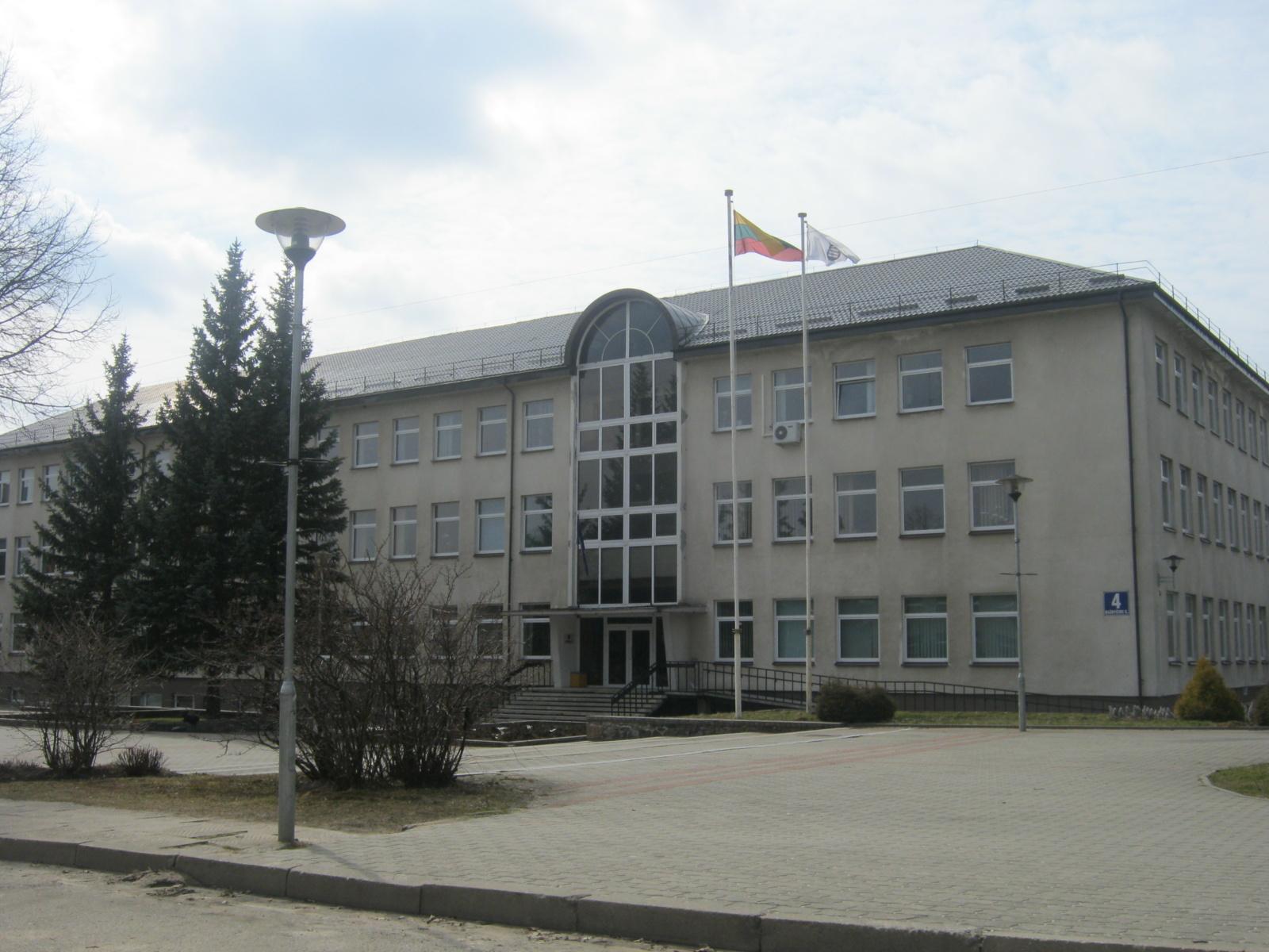 Kaišiadorių miesto seniūnijos administracija persikėlė
