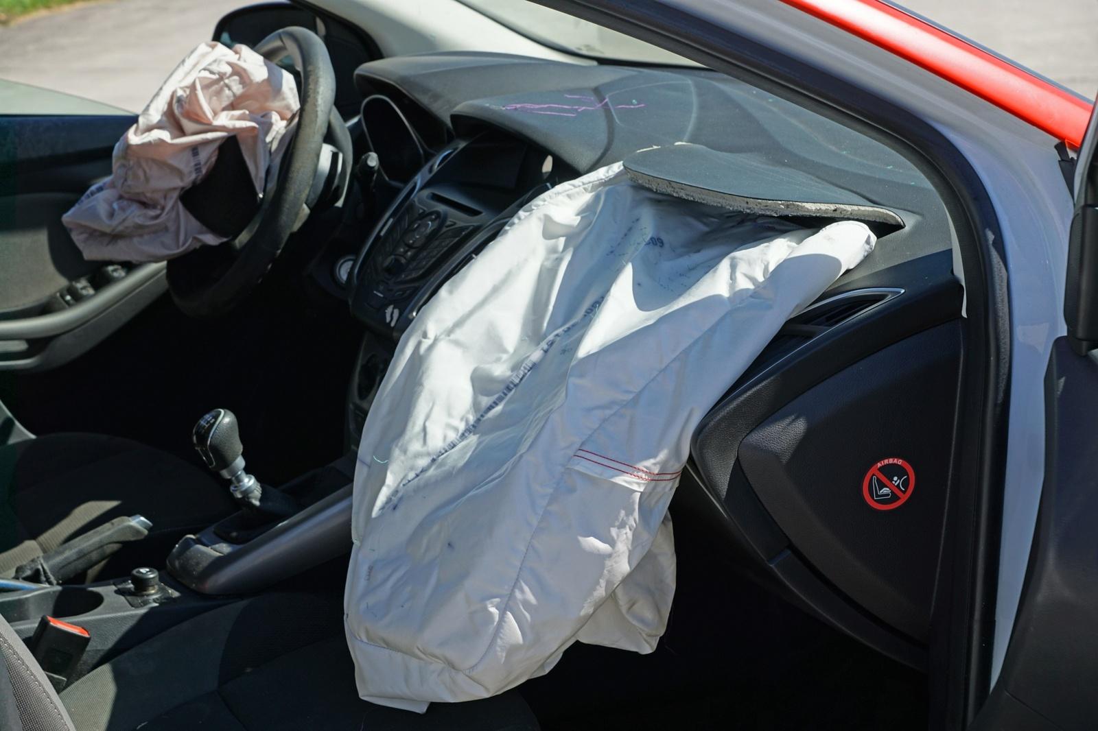 Prienuose susidūrus automobiliams nukentėjo mažametis