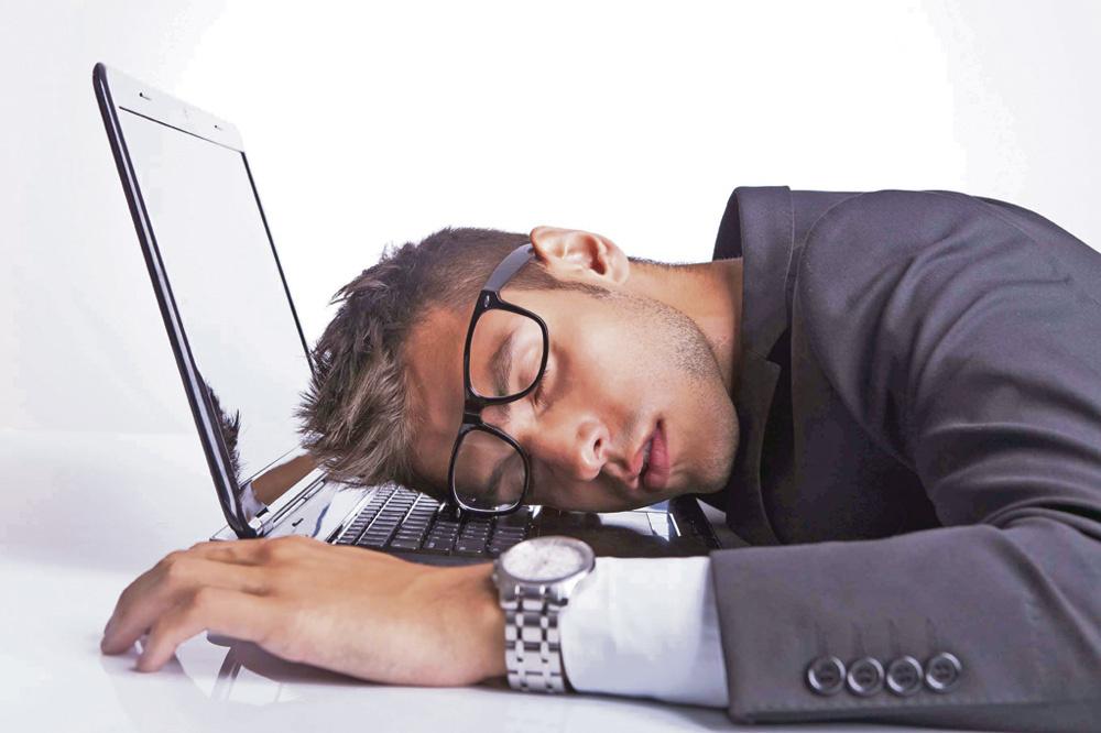 Lėtinio nuovargio sindromas– ženklas pasitikrinti sveikatą