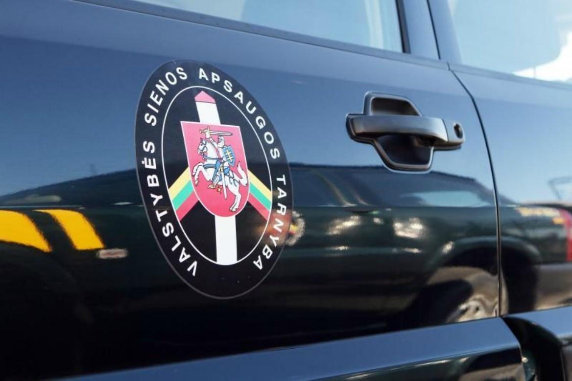Rusijos pasieniečiai Lietuvai perdavė dingusio piloto parasparnį