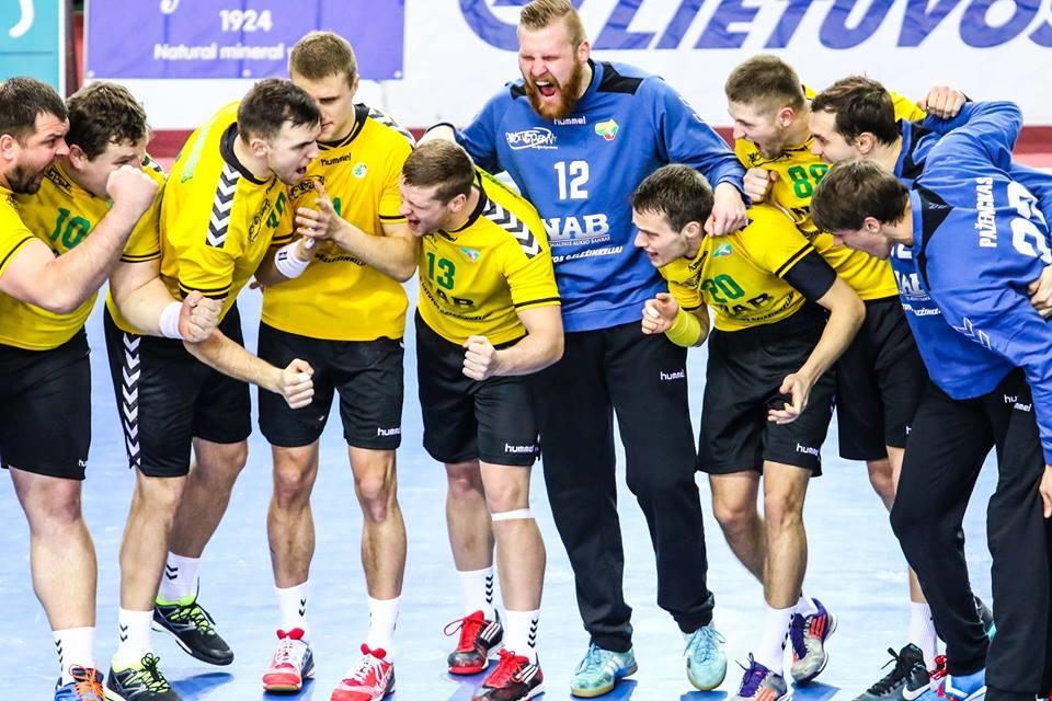 Lietuvos rankininkai pasaulio čempionato atrankoje šventė antrąją pergalę