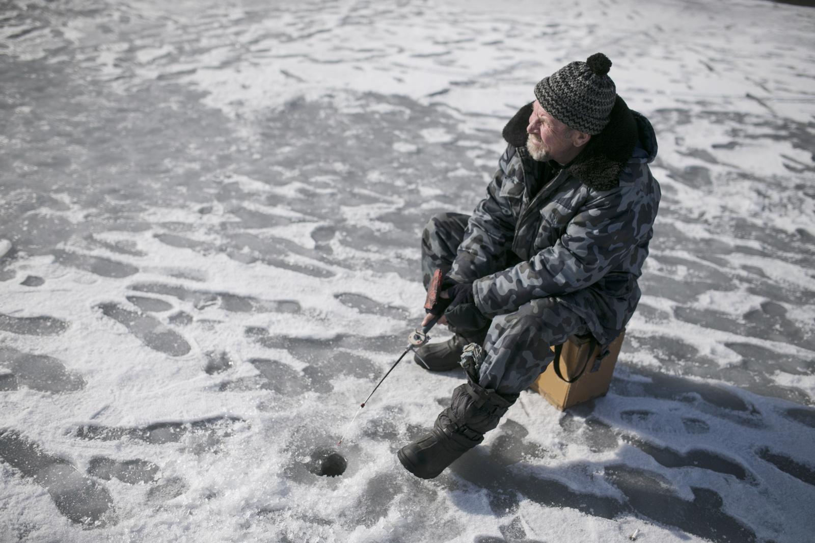 Kaip elgtis ant ledo, kad išvengti nelaimės?