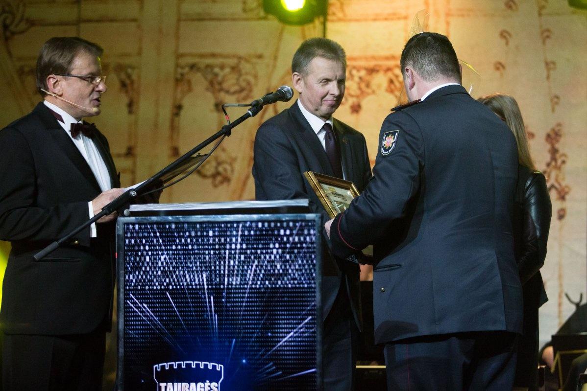 Apdovanoti iškiliausi Tauragės regiono verslo ir bendruomenės atstovai