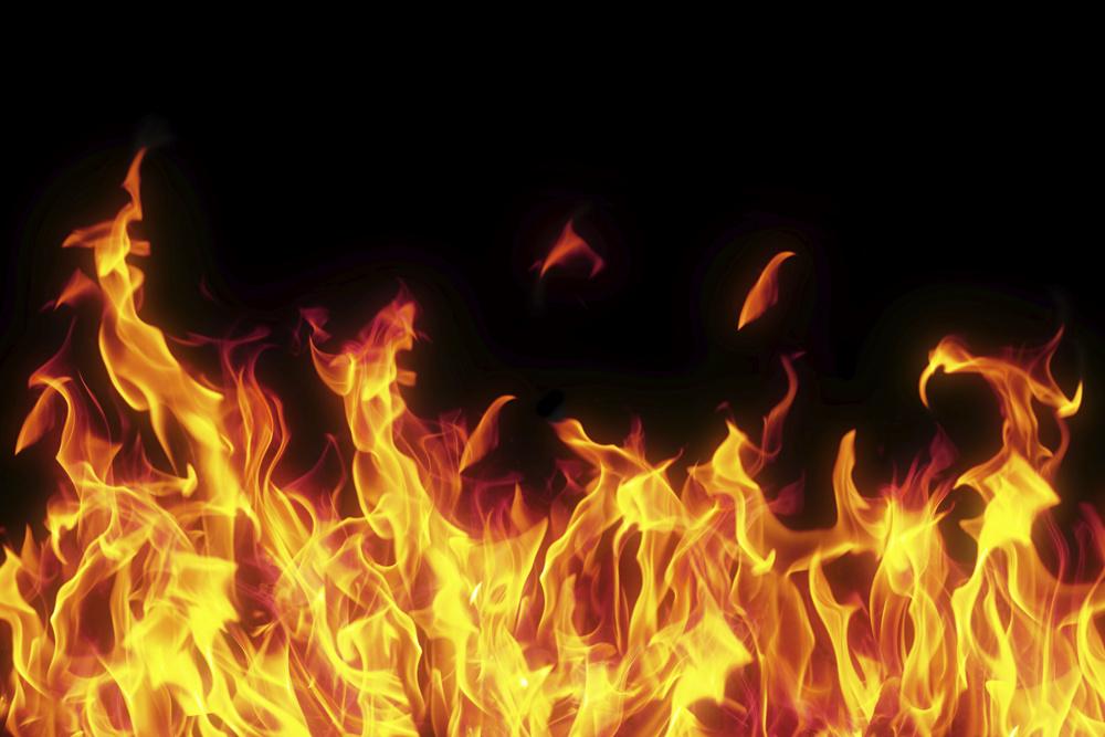 Anykščių rajone degė pirtis
