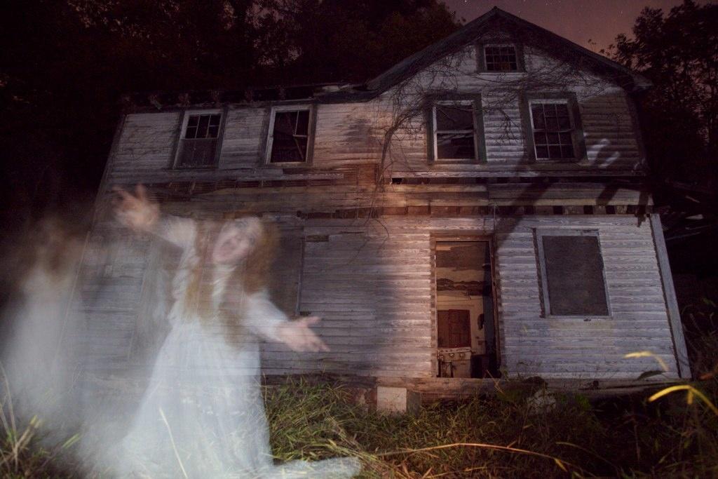Pasakoja liudininkai: vaiduokliškos patirtys