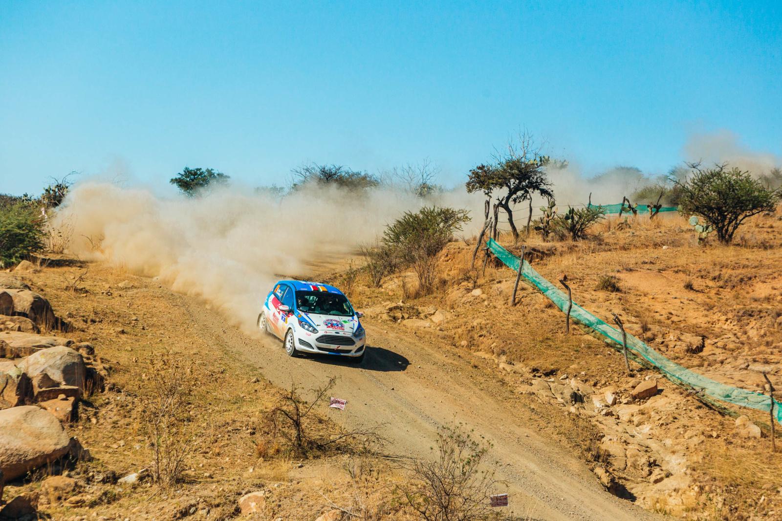 Staigmena WRC Meksikos ralyje: lietuviai įsiveržia į geriausiųjų 15-uką