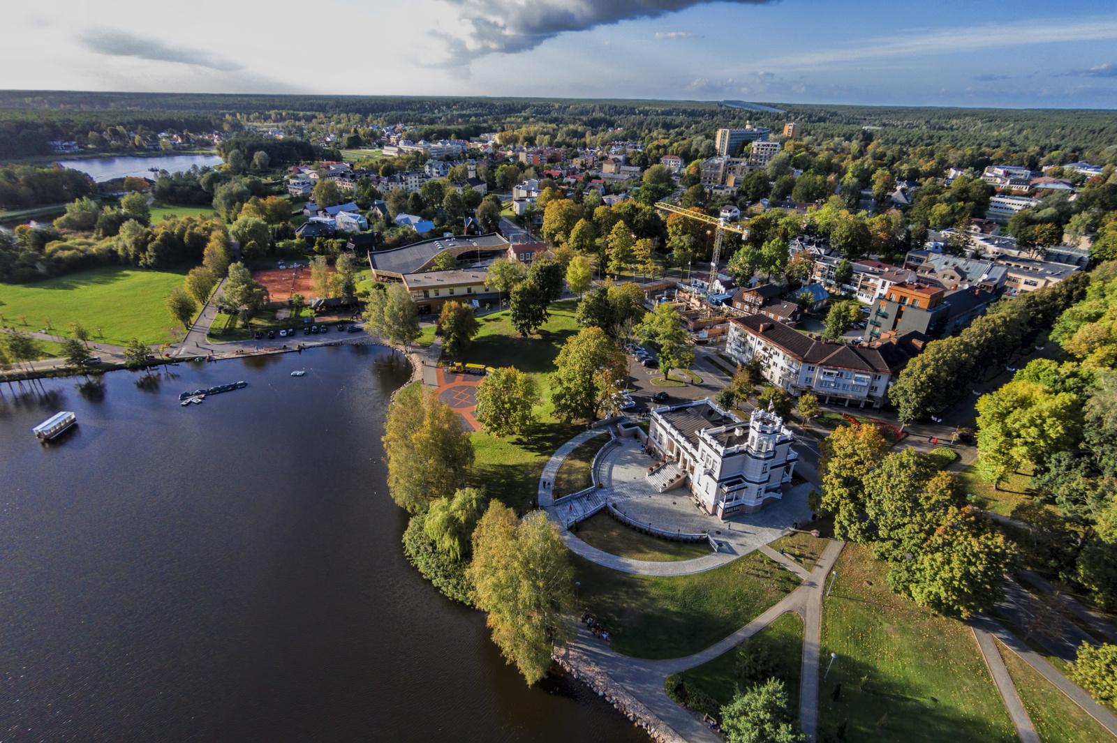 Druskininkai ir toliau išlieka populiariausias Lietuvos kurortas