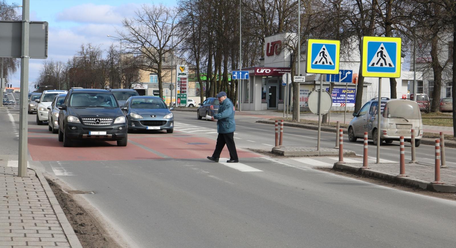 Lietuva – antra ES pagal pažangą mažinant aukų skaičių keliuose