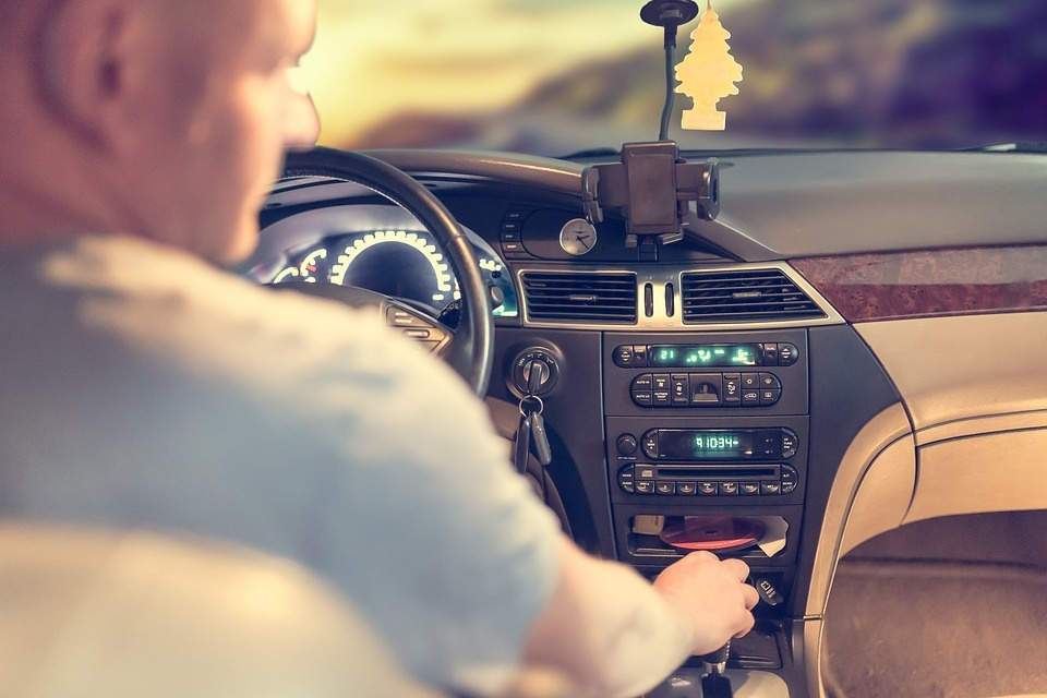 Biržų rajone sustabdytas vyras neturintis teisės vairuoti