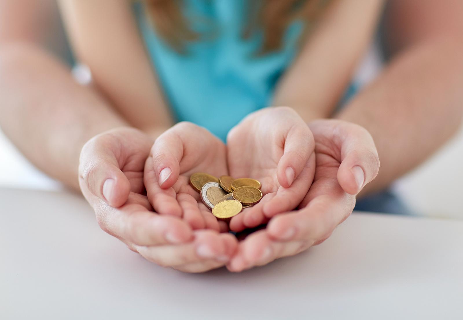 Kaišiadoryse išmokėta virš 887 tūkst. € vaikams