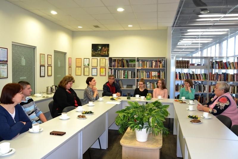 Pagėgių savivaldybės Vydūno viešoji biblioteka gavo finansavimą Europos dienos šventės renginiams organizuoti