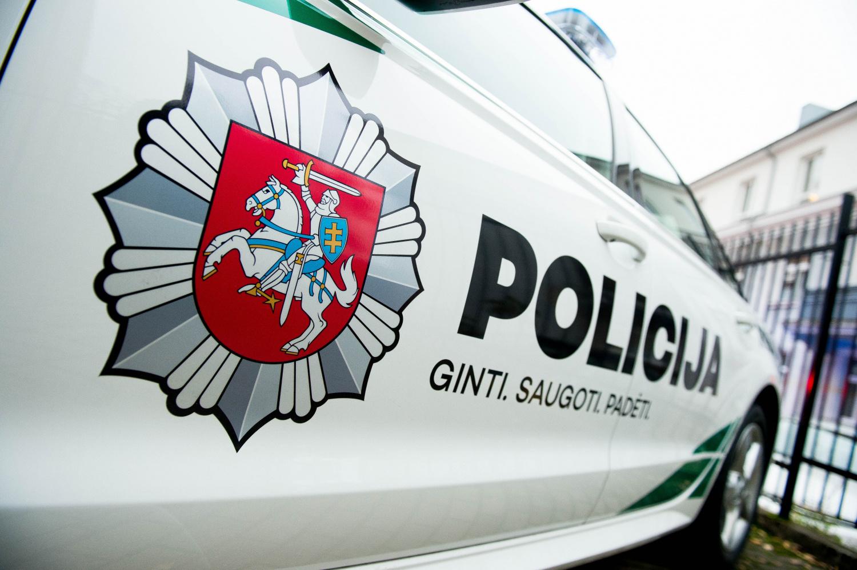 Policija atlieka aštuonis su koronavirusu susijusius tyrimus