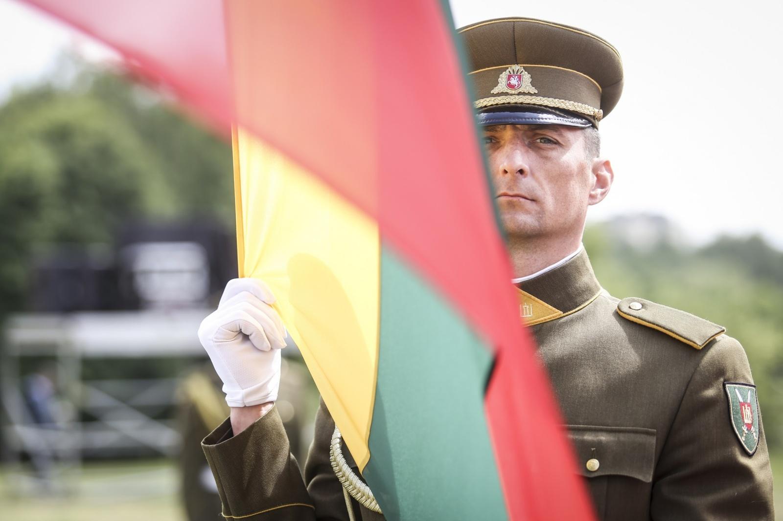 Į atmintinų dienų sąrašą įtraukta Lietuvos vardo diena