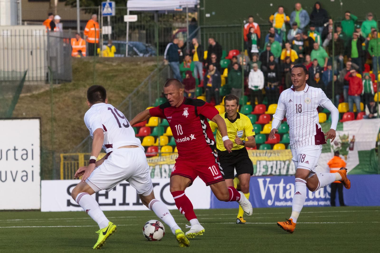 Lietuvoje uždegta žalia šviesa tarptautinėms sporto varžyboms