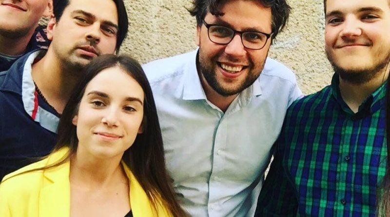 """Šiaulių jaunimo organizacijų asociacijos """"Apskritasis stalas"""" biuras turi naują vadovę!"""