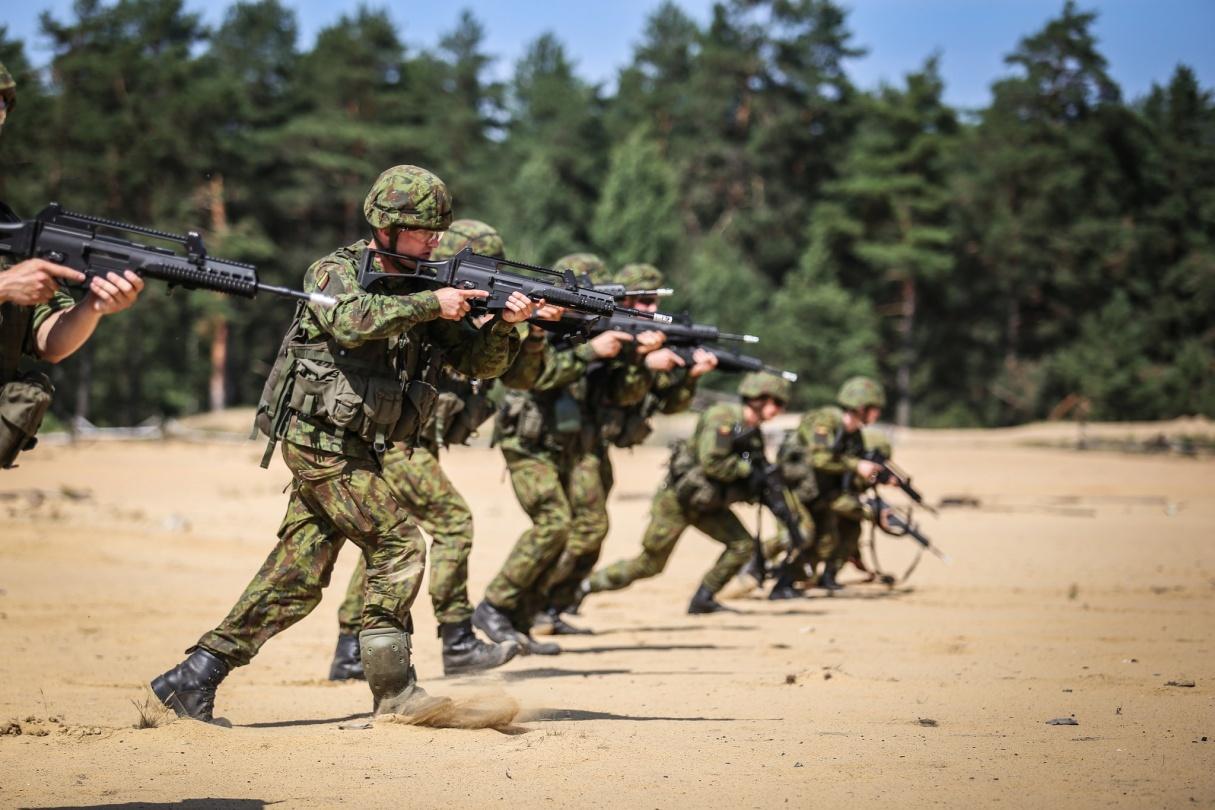 Biržų rajone vyks karinės pratybos