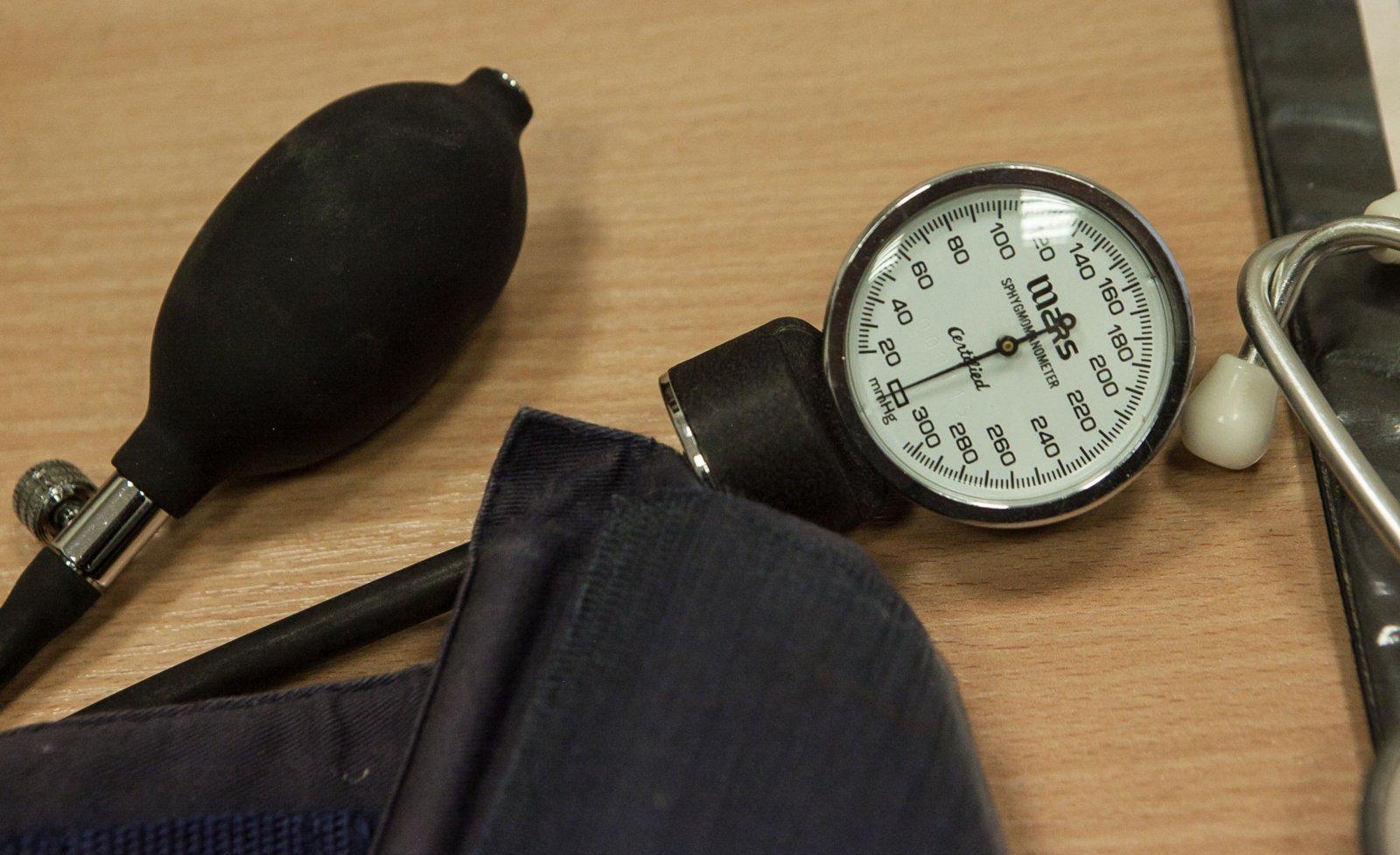 dovanoti kraujo hipertenziją