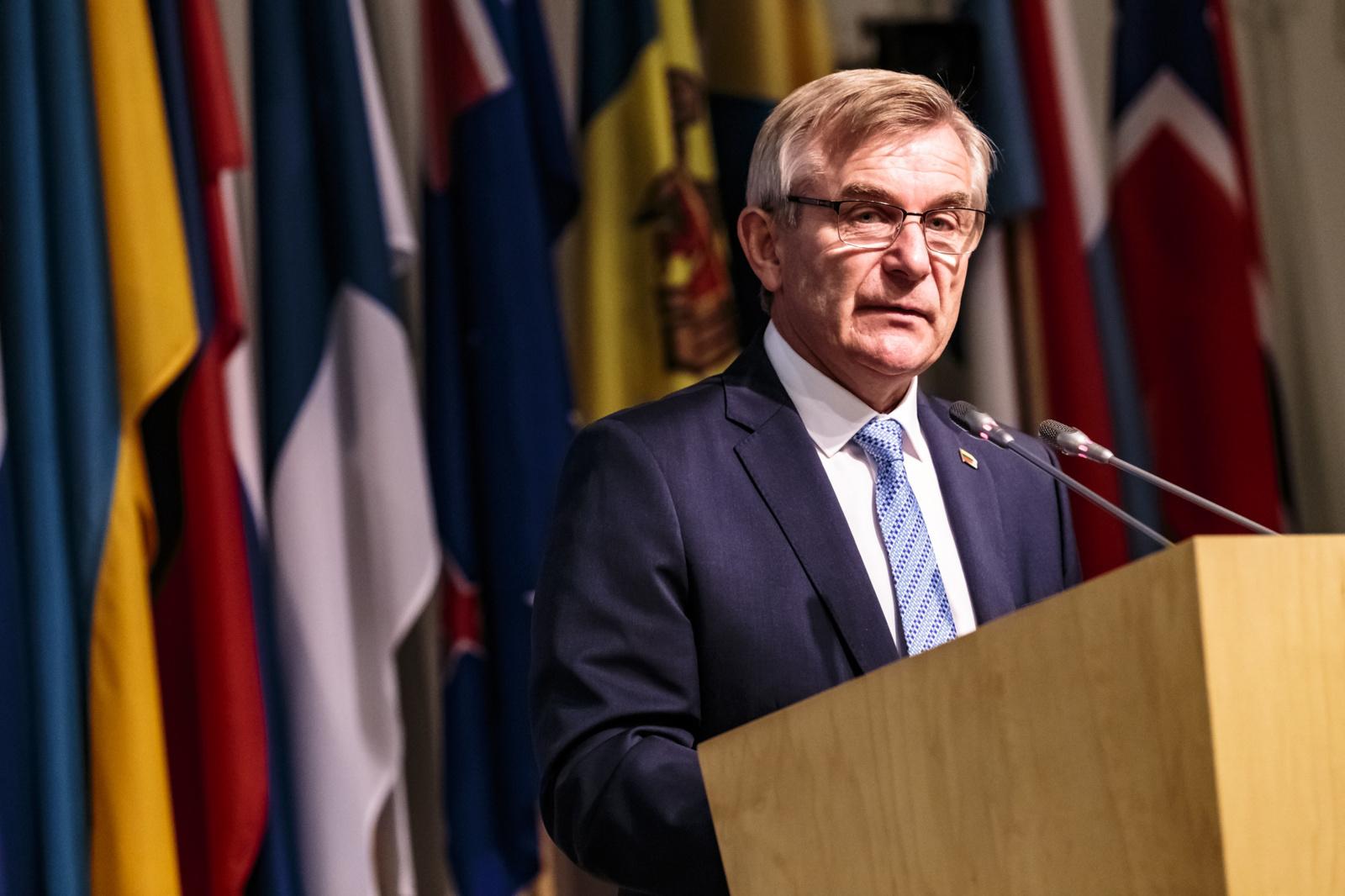 V. Pranckietis: ES turi skirti didesnį dėmesį Rytų partnerystės šalims