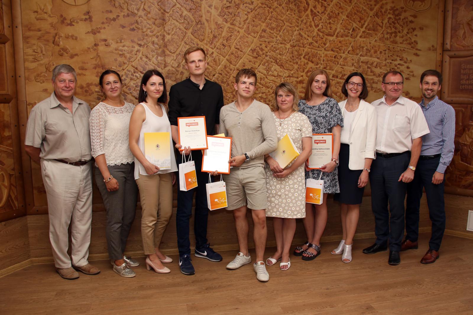 Savivaldybėje paskelbti verslo projektų konkurso nugalėtojai