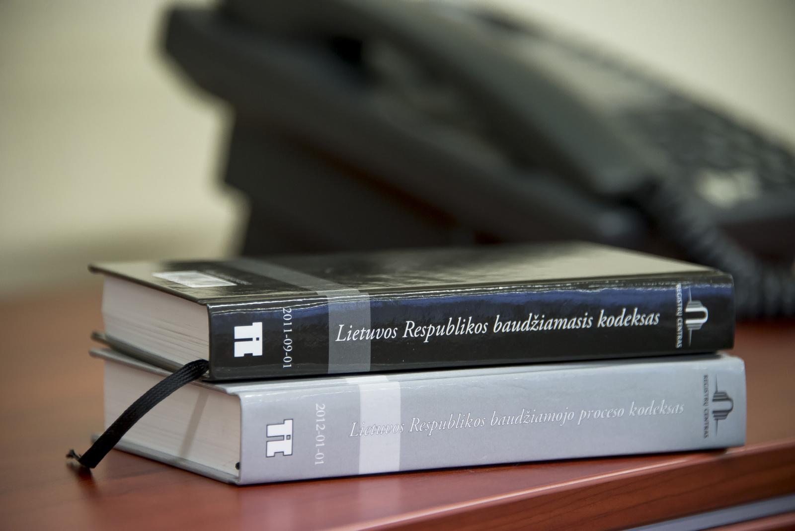 Prokuratūra pradėjo ikiteisminį tyrimą dėl išpaišytų parlamentarės I. Haase kabineto durų