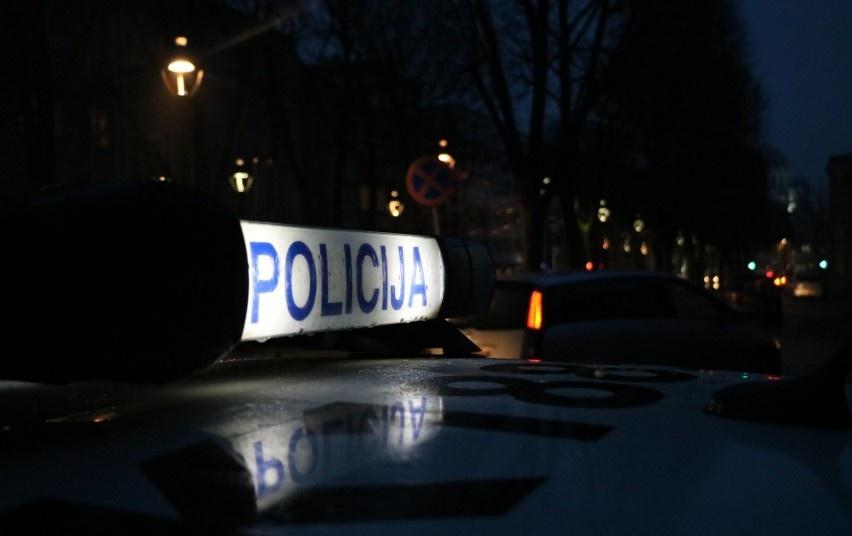 Netoli Prienų per eismo įvykį sunkiai sužaloti du žmonės