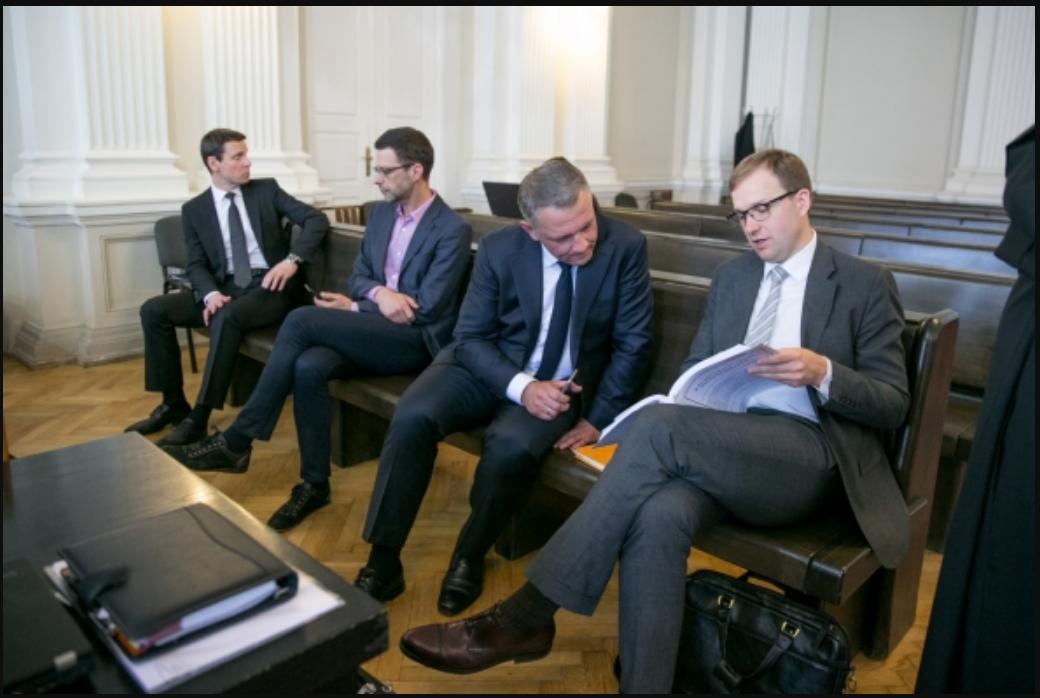 """Teismas grįžta prie """"MG Baltic"""" politinės korupcijos bylos"""