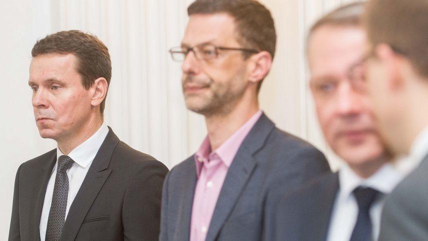 """""""MG Baltic"""" politinės korupcijos byloje skelbiamas kaltinamasis aktas"""