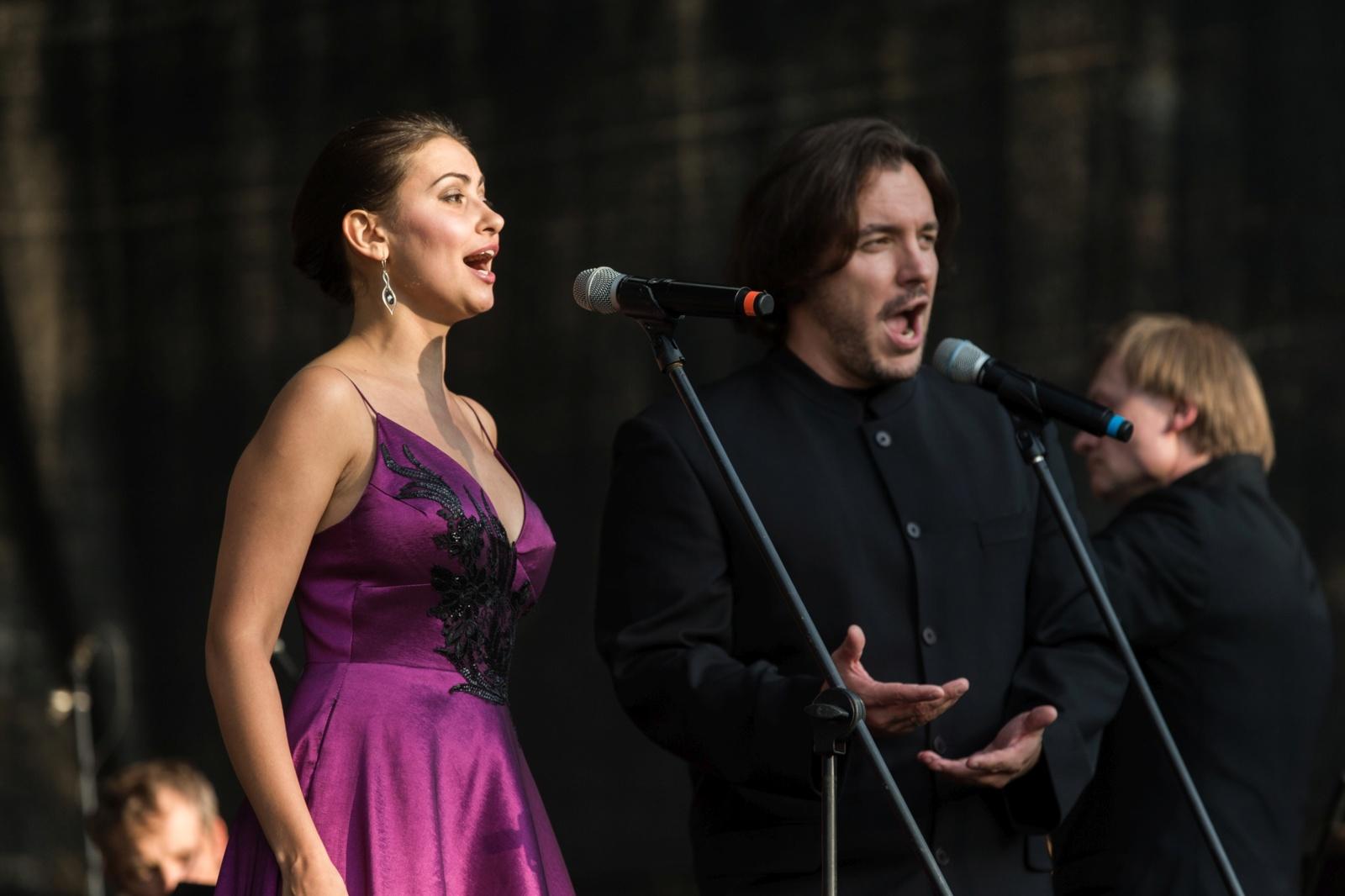 Klasikos garsais palydėtas jubiliejinis Chaimo Frenkelio vilos vasaros festivalis